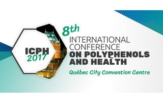 Quebec, Kanada - 8th International Conference of Polyphenols and Health